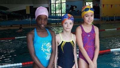 Foto zur Meldung: MTV-Schwimmer beim Aqua - Cup erfolgreich