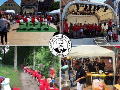 Foto zur Meldung: Kinder- und Stadtfest 2019