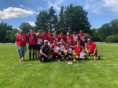 Vorschaubild zur Meldung: C Junioren gewinnen den SBB Pokal