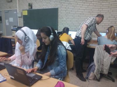 Foto zur Meldung: Erste Kooperation mit der Nordakademie