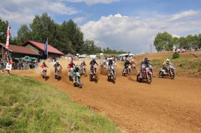Foto zur Meldung: 10. Motocross-Spektakel mit 170 Fahrern und 1 Dame