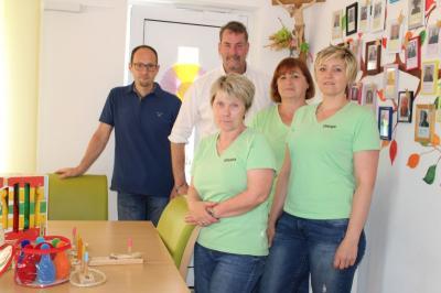 Vorschaubild zur Meldung: Tag der offenen Tür und Sommerfest bei der Pflegeinsel Peter Kuhn
