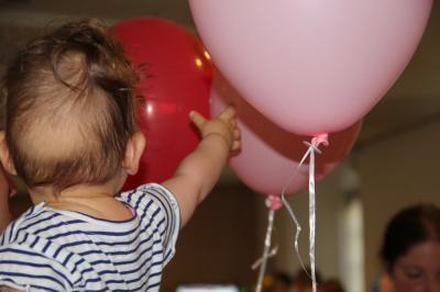 Vorschaubild zur Meldung: Großes Baby-Willkommen im Alten Rathaus