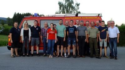 Vorschaubild zur Meldung: Erste-Hilfe Kurs der Feuerwehr Ruhmannsdorf