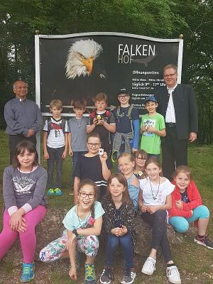 Foto zur Meldung: Kommunionausflug nach Kelheim und Weltenburg war Spitze