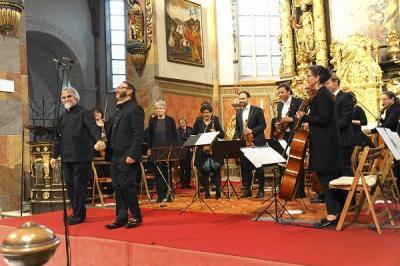 Vorschaubild zur Meldung: Erfolgreiches Konzert des Kammerorchesters in Millstatt