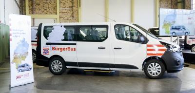 Vorschaubild zur Meldung: Bürgerbus für Flieden - Infoveranstaltung