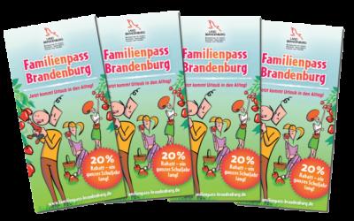 Vorschaubild zur Meldung: Familienpass Brandenburg ab sofort erhältlich
