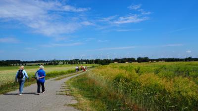 Foto zur Meldung: 2. Fontane-Wanderung - Event auf dem Hohensberg bei Knoblauch
