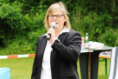 Andrea Weinrich ist Vorsitzende des VVV