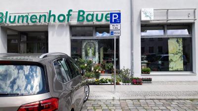 Vorschaubild zur Meldung: Gute Nachricht für alle Eiligen: 30 Minuten Parkzeit in der Rathausstraße