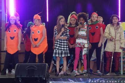 Vorschaubild zur Meldung: Große Schulgala: Von Musical bis Akrobatik