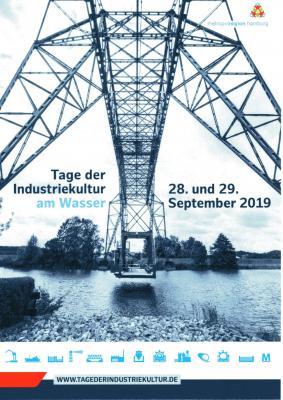 Vorschaubild zur Meldung: 5. Tage der Industriekultur vom 28.-29.09.2019
