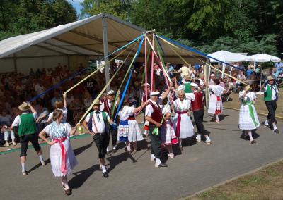 Foto zur Meldung: 25 Jahre Traditionsverein Schmogrow – Danke für ein tolles Fest!