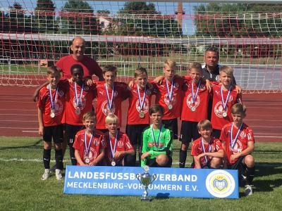 Großartige Leistungen der E1- Junioren von Anker Wismar