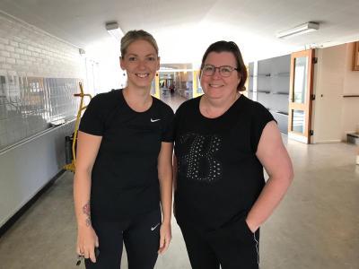 Foto zur Meldung: Besuch von zwei Kolleginnen aus der Kommune Aalborg in Dänemark