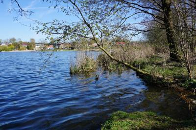 Der Schmalensee ist ein sauberes Badegewässer
