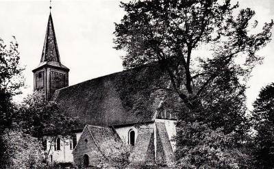 Foto zur Meldung: Vor 120 Jahren: Kirchengemeinde feiert 750-jähriges Bestehen