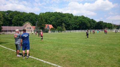 Vorschaubild zur Meldung: Fb-mJD1: FSV Eintracht Eisenach – FC Erfurt Nord II