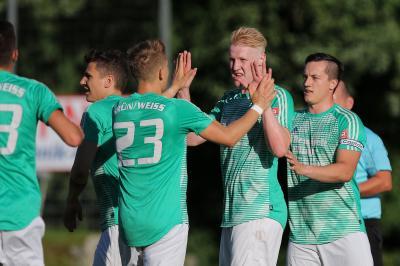 Bild der Meldung: Alex Starkl zum Spiel SV Oberpolling gegen 1. FC Passau