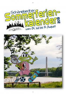 Vorschaubild zur Meldung: Sommerferienkalender 2019