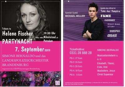 Tribute to Helene Fischer - PARTYNACHT