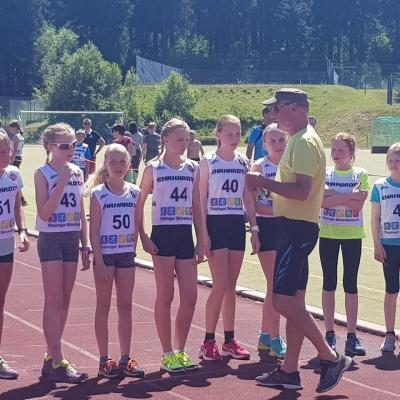 Foto zur Meldung: Athletiktest der Langläufer 29.06.2019