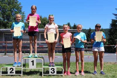 Foto zur Meldung: Crosslauf und Grundlagenschießen