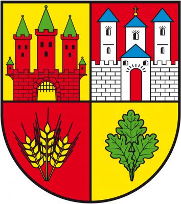 Wappen der Stadt Möckern