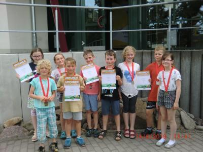 Wettkampf in Freital