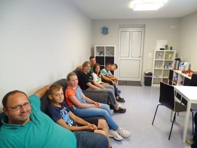 Vorschaubild zur Meldung: Jugendclub in Holzhausen saniert