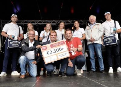 Rewe Spendet 2.500,00 €