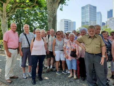 Vorschaubild zur Meldung: Seniorenfahrt der Gemeinde führt nach Frankfurt/Main