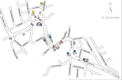 Vorschaubild zur Meldung: Straßensperrung in Niederroßla - Achtung