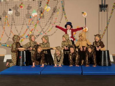 Zirkusprojekt Irisschule