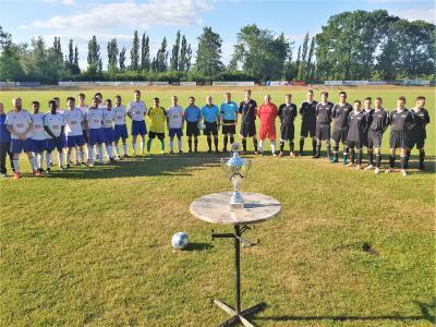 Foto zur Meldung: Stiga-Cup Tag 1: Sieg für Bernterode!