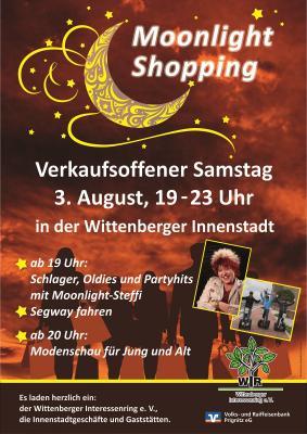 Vorschaubild zur Meldung: Moonlight Shopping