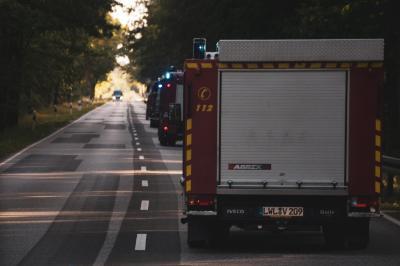Foto zur Meldung: Gemeindefeuerwehren in Lübtheen