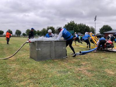 Foto zur Meldung: 2. Deutschland-Cup im Feuerwehrsport am 06.07.2019