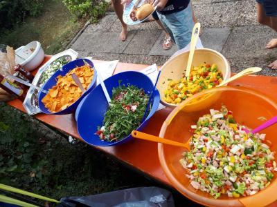 Leckeres und gesundes Essen für Kinder und Jugendliche