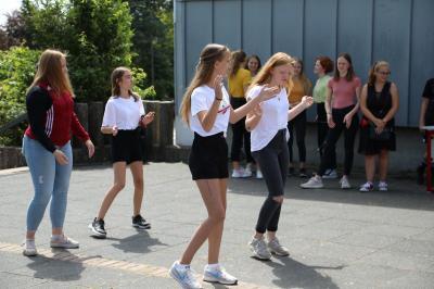 Vorschaubild zur Meldung: Sommerfest der Gesamtschule Much 2019