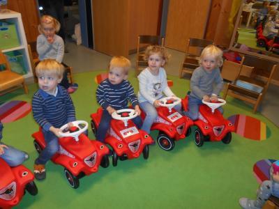 Vorschaubild zur Meldung: Fünf neue Bobbycars
