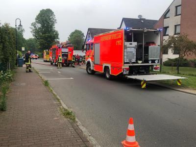 Vorschaubild zur Meldung: Einsatz Nr. 9 - Kellerbrand in Stellau