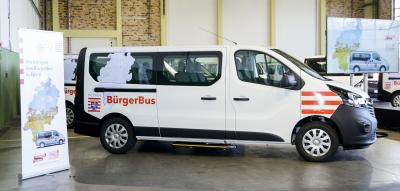 Vorschaubild zur Meldung: Bürgerbus für Flieden - Abfrage!