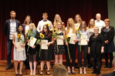 Bild der Meldung: Abitur 2019 - ein Abschied aus Schülerperspektive