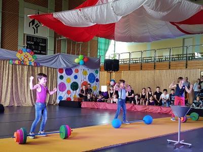 Vorschaubild zur Meldung: Zirkus Fantasticus