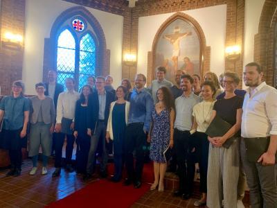 Foto zur Meldung: Großartiges Konzert in der Paulskirche in Boltenhagen