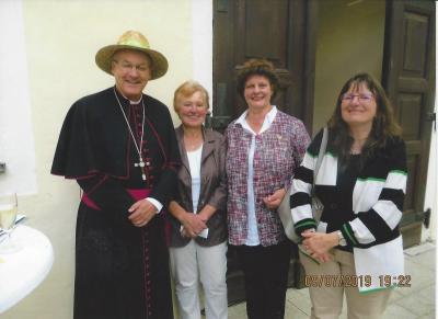 Foto zur Meldung: Jahresempfang des Diözesankomitees der Katholiken