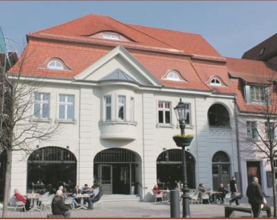 Foto zur Meldung: Neues Restaurant am Markt