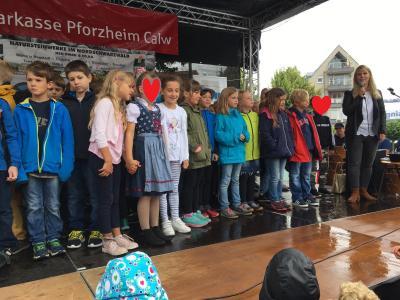 Foto zur Meldung: Dorffest in Enzberg 2019